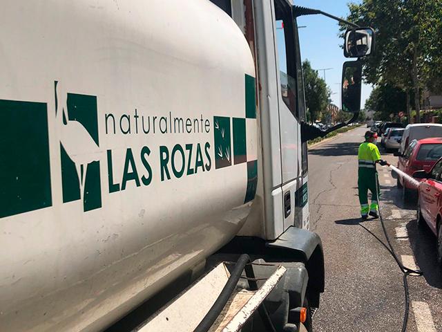 Aprobada la adjudicación del nuevo contrato de recogida de basuras, limpieza y mantenimiento de zonas verdes