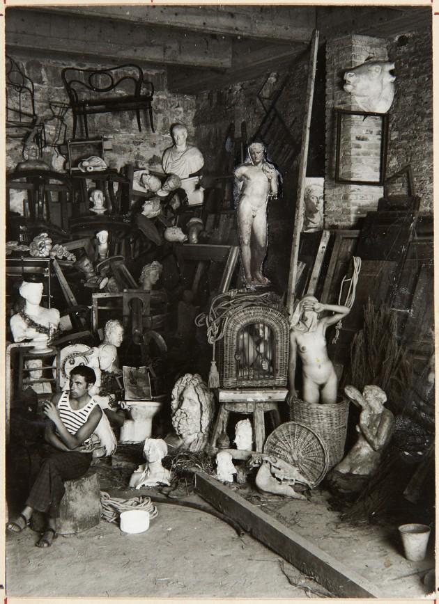 Exposición de la obra fotográfica de Gregorio Prieto