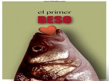 Cartel El Primer Beso. Felix Albo