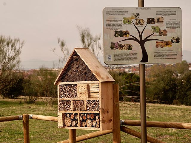 hoteles de insectos