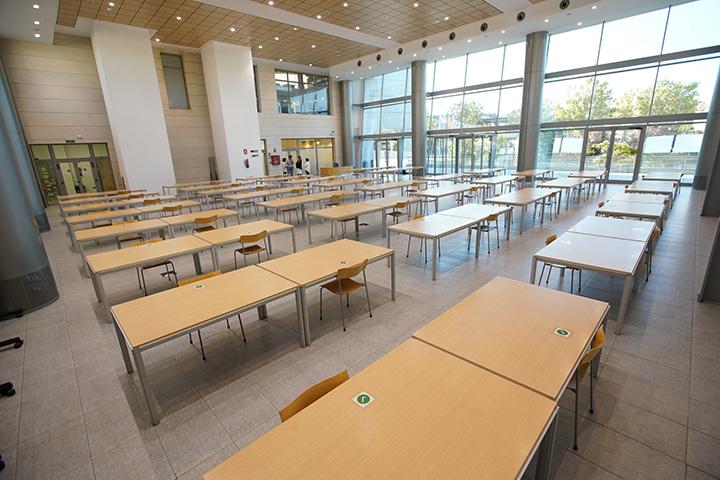 Las bibliotecas municipales vuelven a abrir sus salas de estudio los fines de semana y festivo