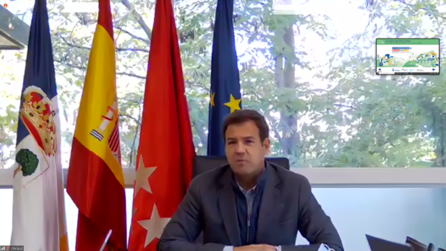 """José de la Uz: """"La sostenibilidad y la innovación son el futuro de España y de Las Rozas """""""