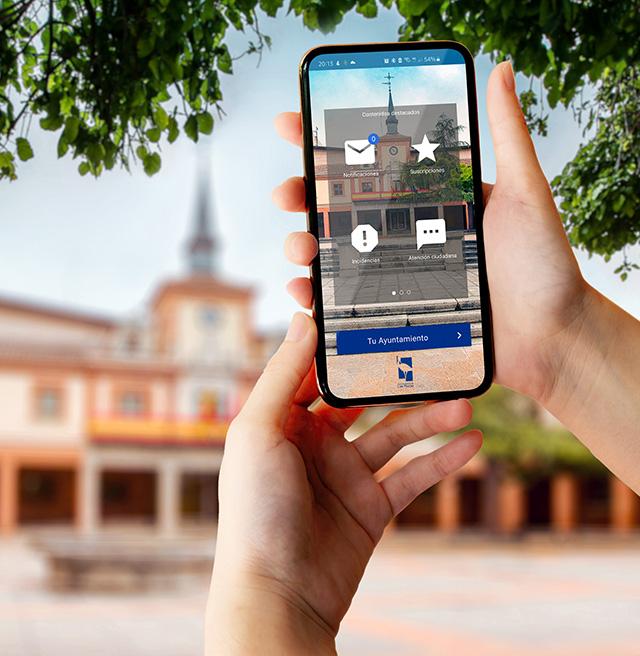 Las Rozas transforma la atención al vecino con una nueva app más ágil, más eficiente y con más servicios