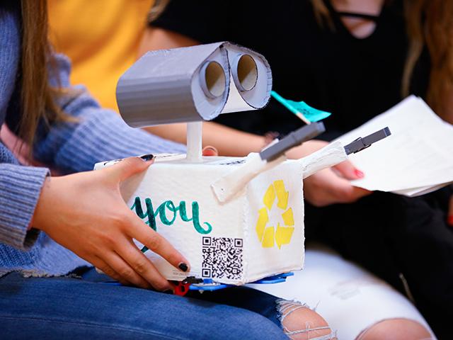El colegio Siglo XXI participará en un programa de formación en competencias digitales
