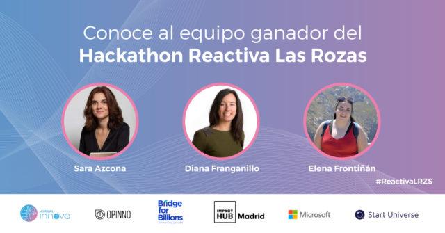 Hackathon Reactiva Las Rozas