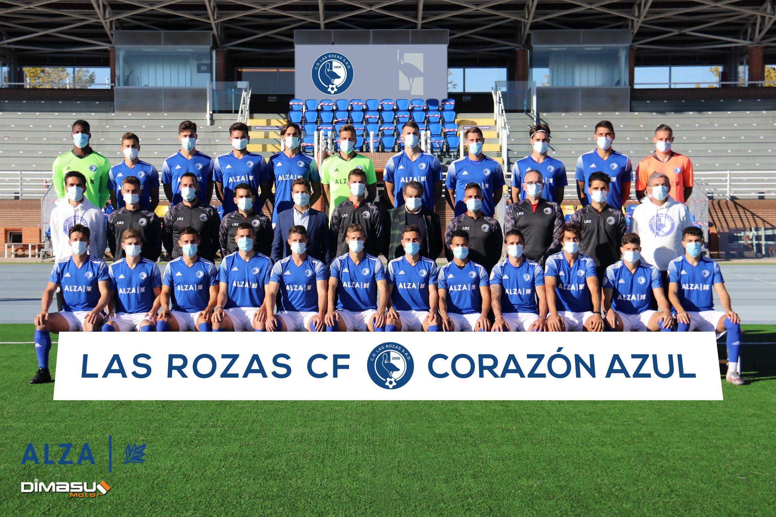 Las Rozas CF Segunda División B 2020-2021