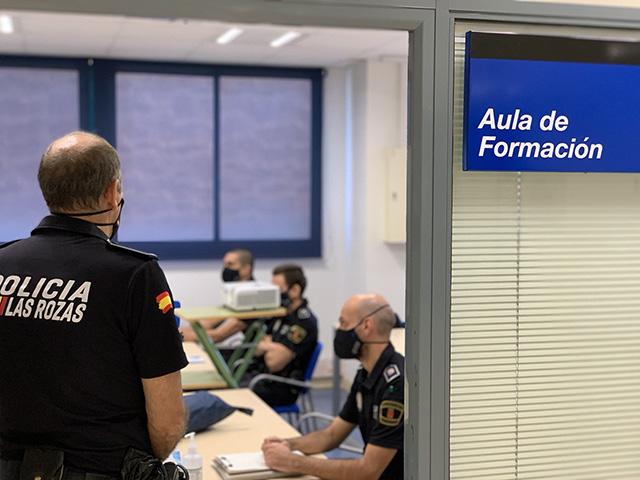 formación policía