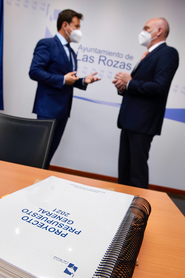El Gobierno municipal (PP) y Ciudadanos acuerdan aprobar los presupuestos 2021